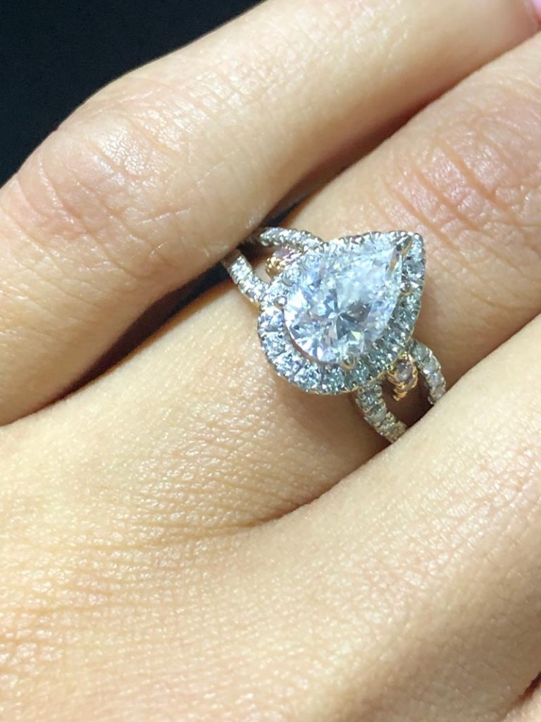 new engagement ring trends