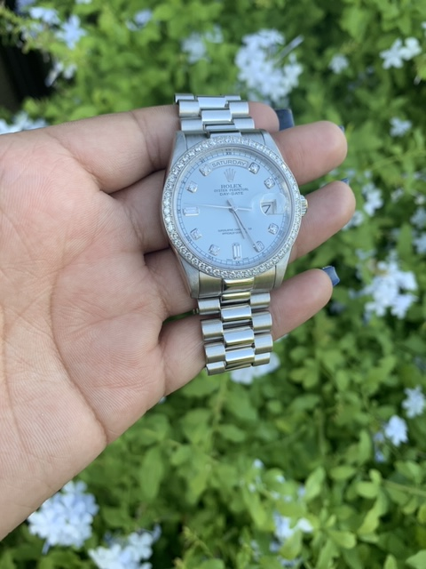 day date 36 diamond bezel review
