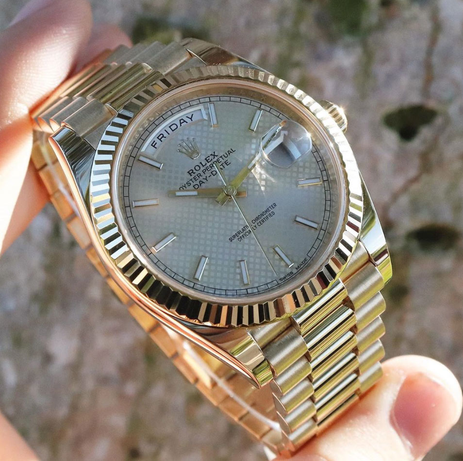rolex day date 40 south florida