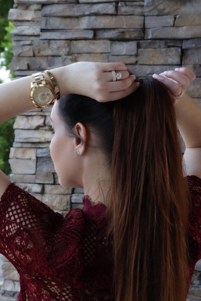 arm candy bracelets and watch stacks