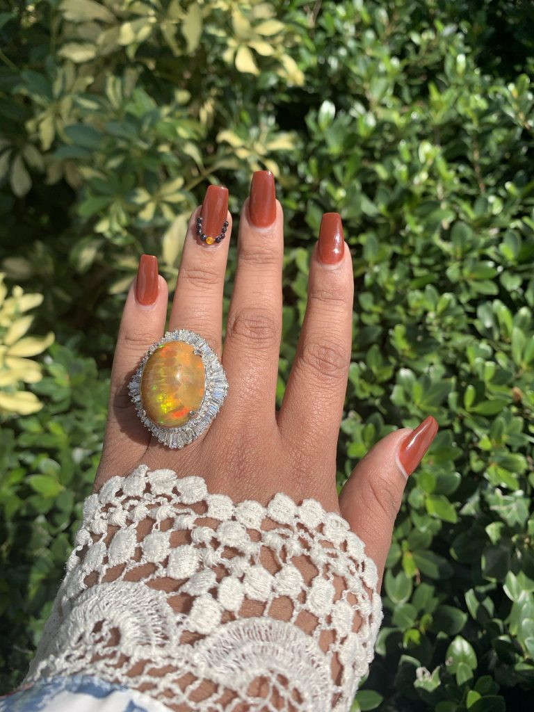 cabochon ring best jewelry of the year