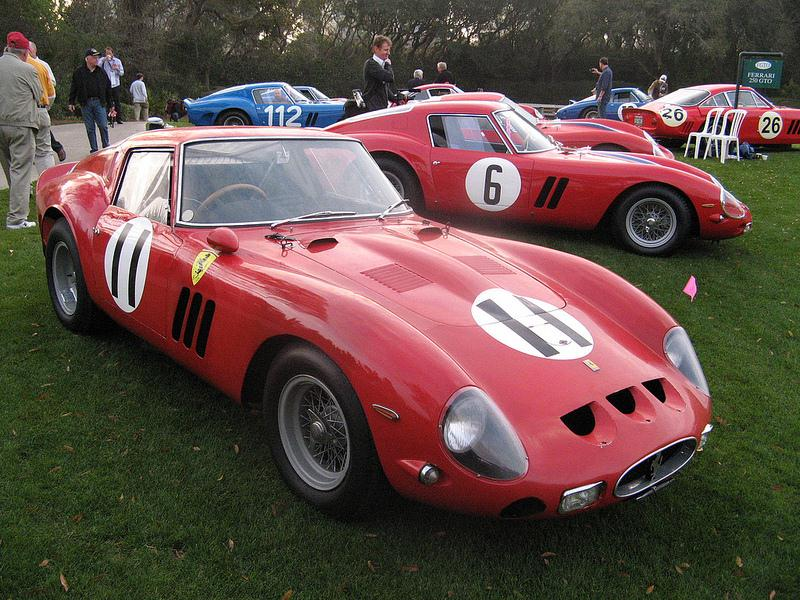 best classic cars at boca concours