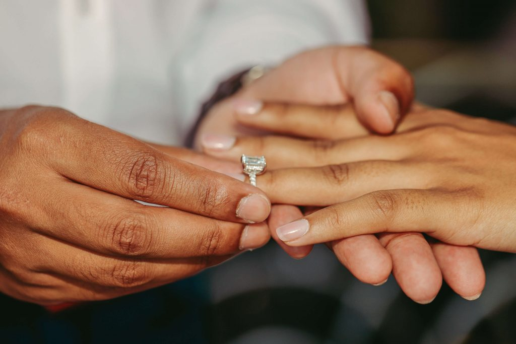 used engagement ring guide