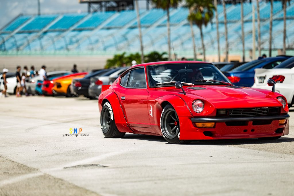 best body kit and mods for a datsun s30 Z