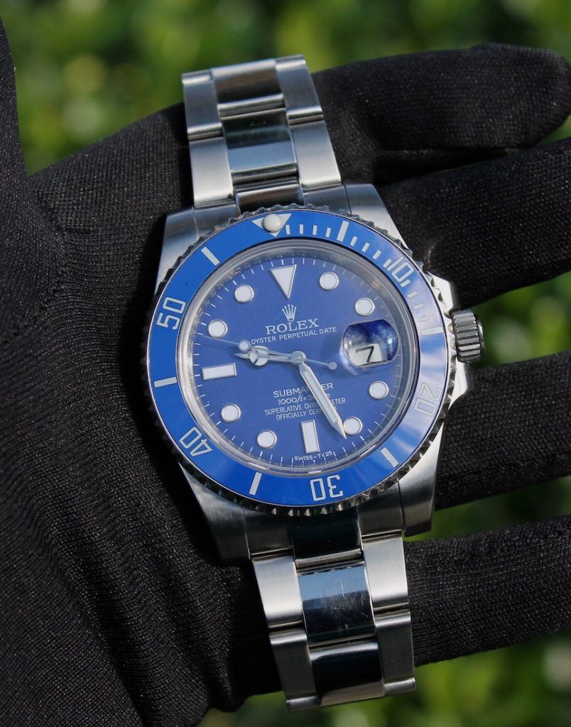 pre-owned rolex florida