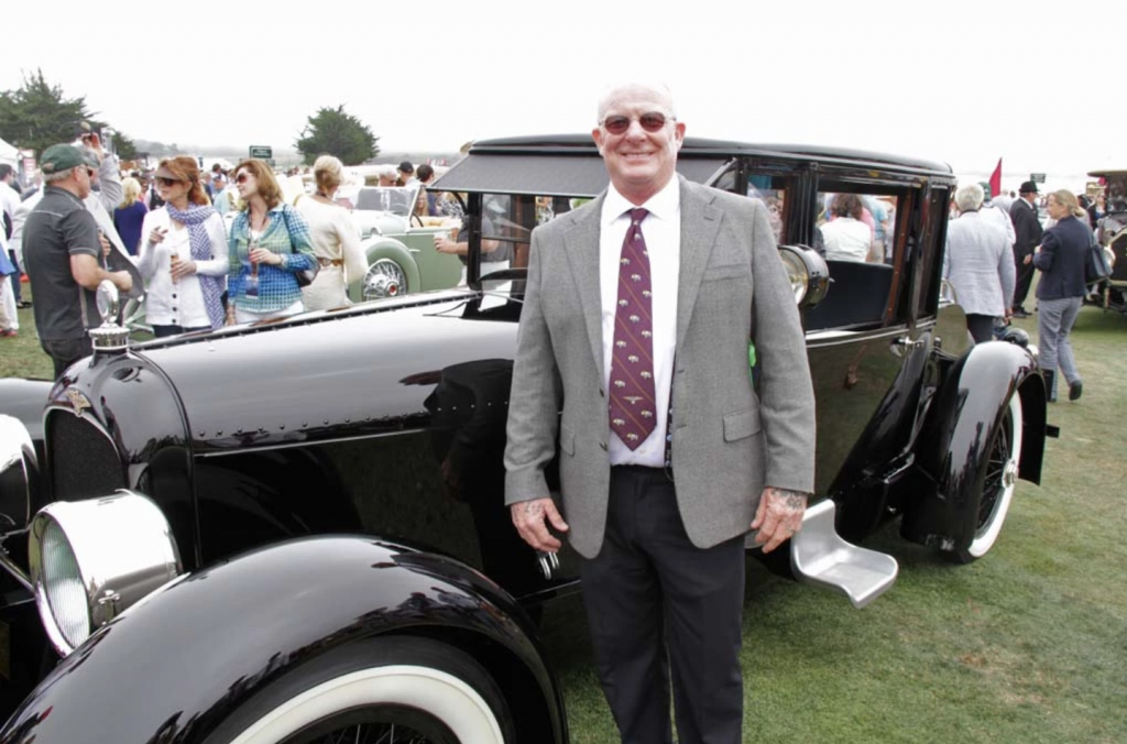 ACD Museum's Newly Donated Duesenberg At Boca Concours