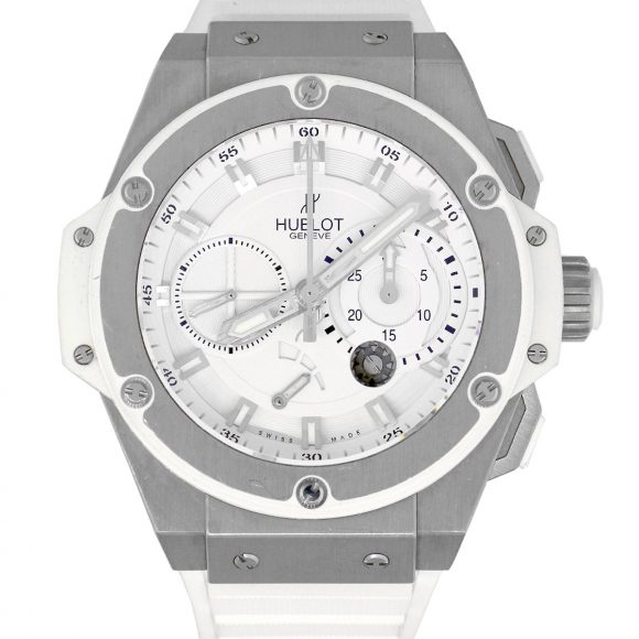 white hublot king power review