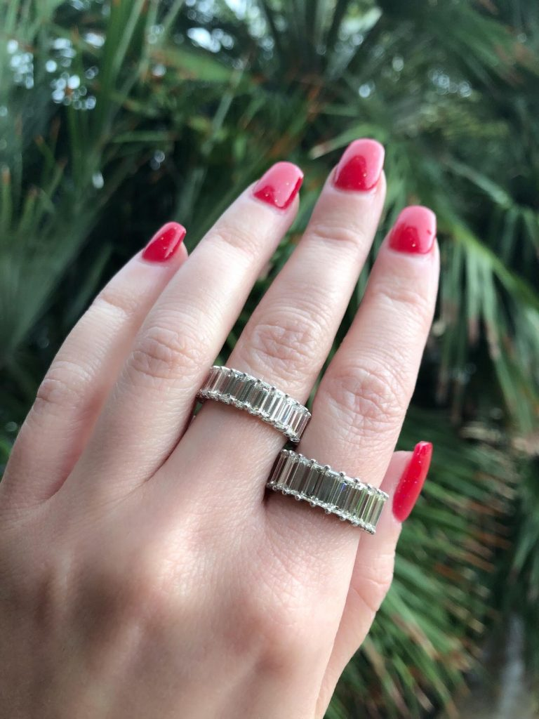 what diamond eternity band to get
