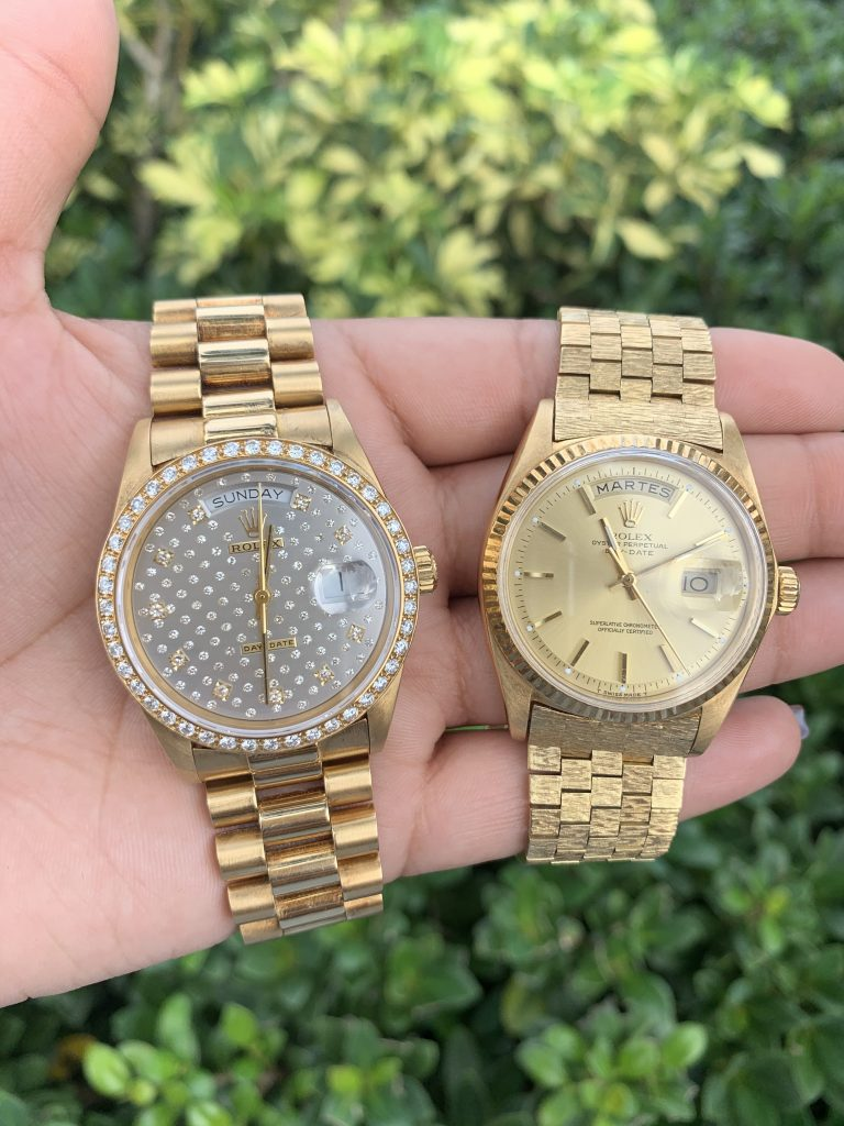 rolex day date watches gold rolex watches held together