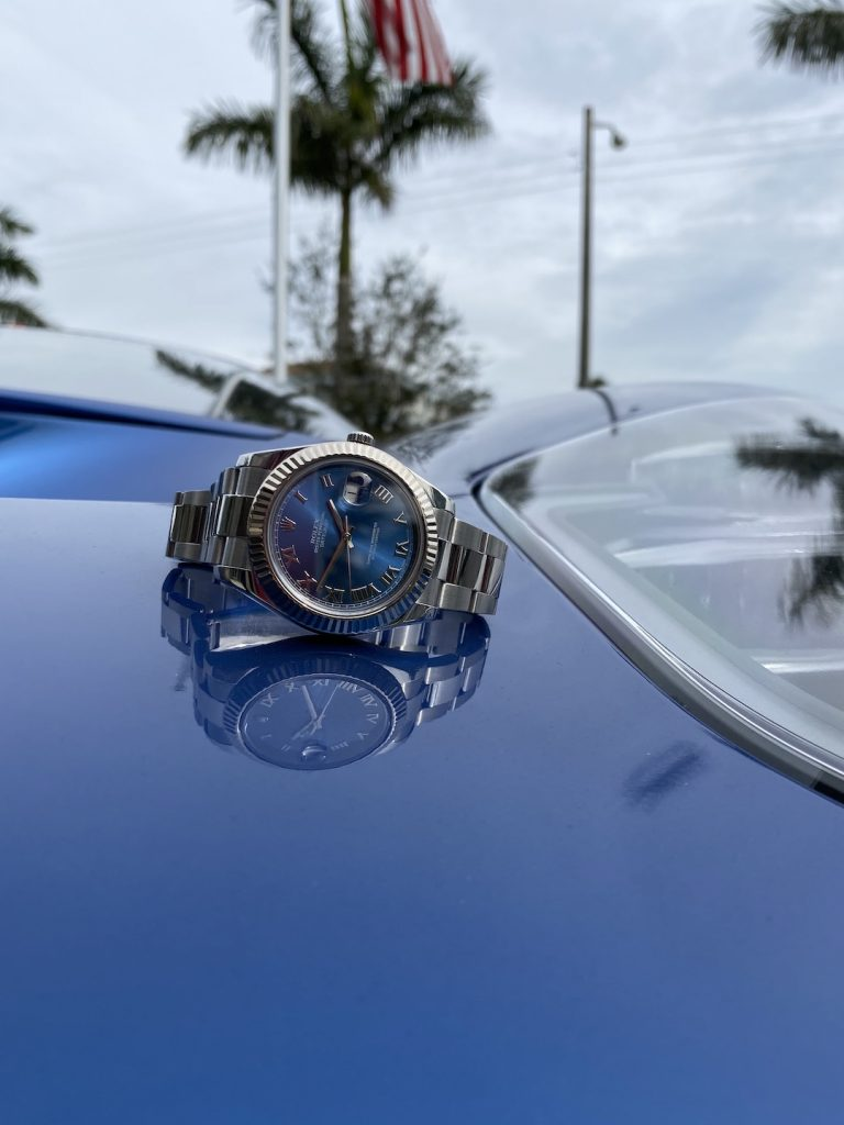 jewelry watches and cars
