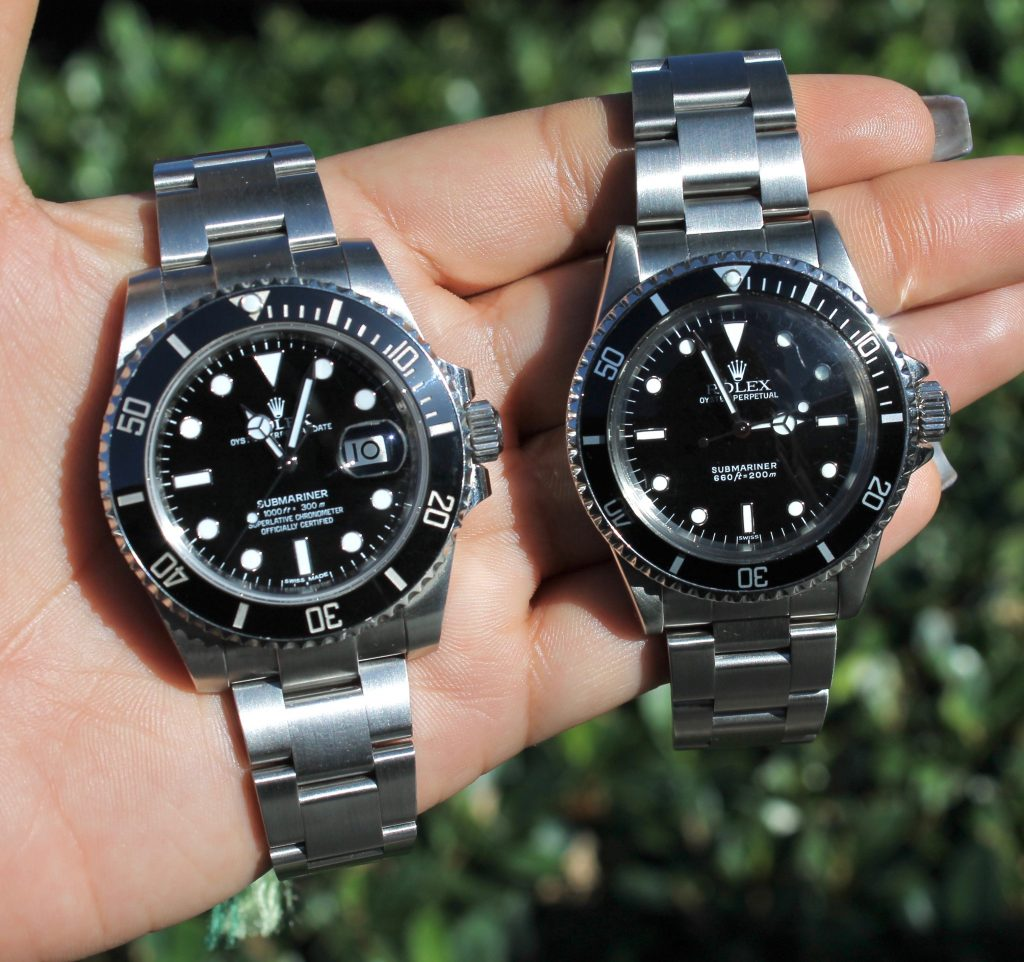 what rolex to buy comparing submariner watches