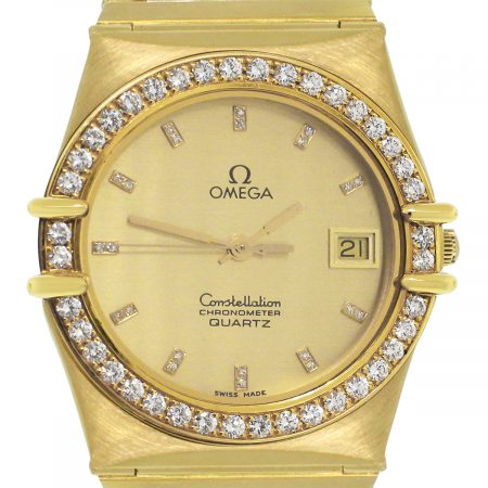 Omega Constellation Quartz Watch