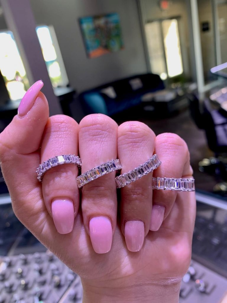 tips for buying eternity rings