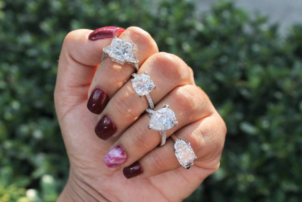 tips for buying engagement rings