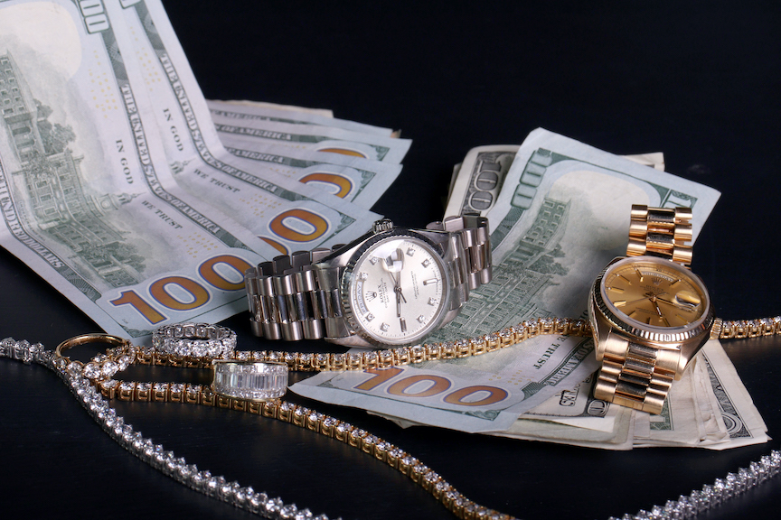 Where to Get a Collateral Loan or Liquidate Jewelry & Watches in South Florida?