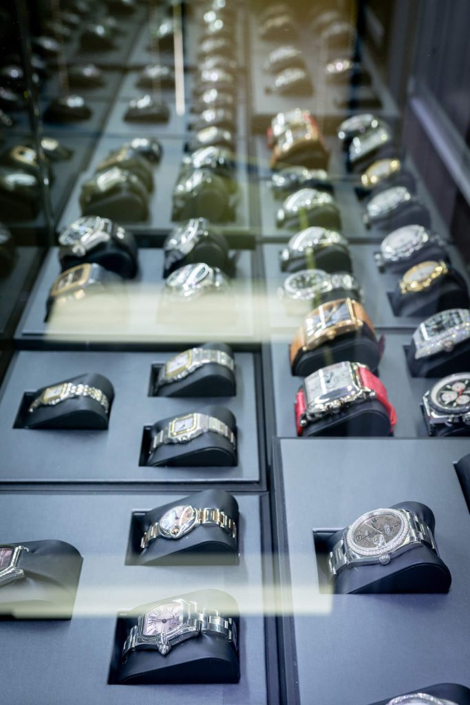 watches and jewelry buyer's market