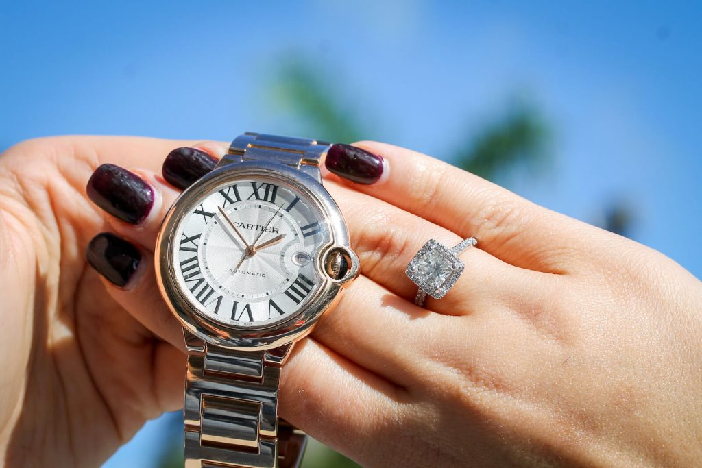 jewelry and watches investment