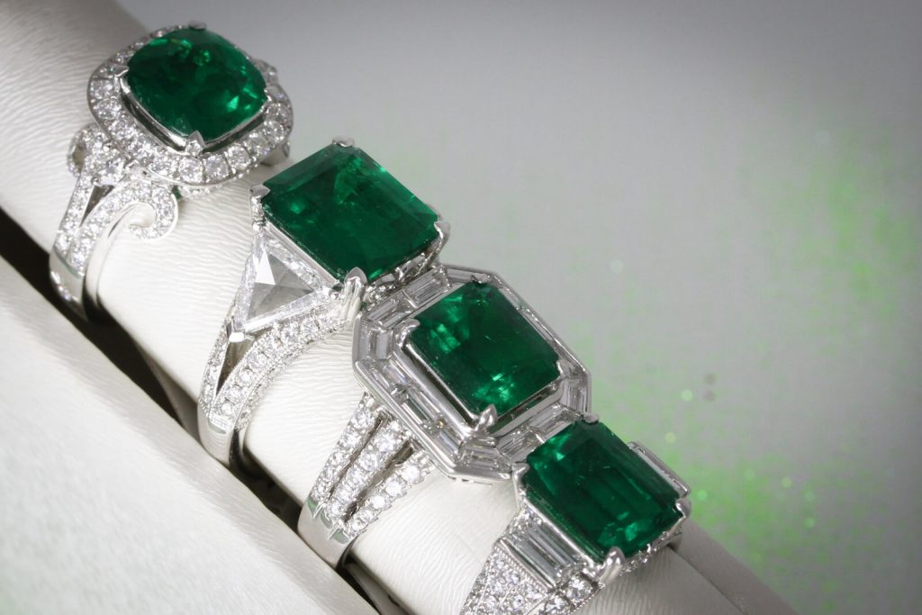 emerald ring investment
