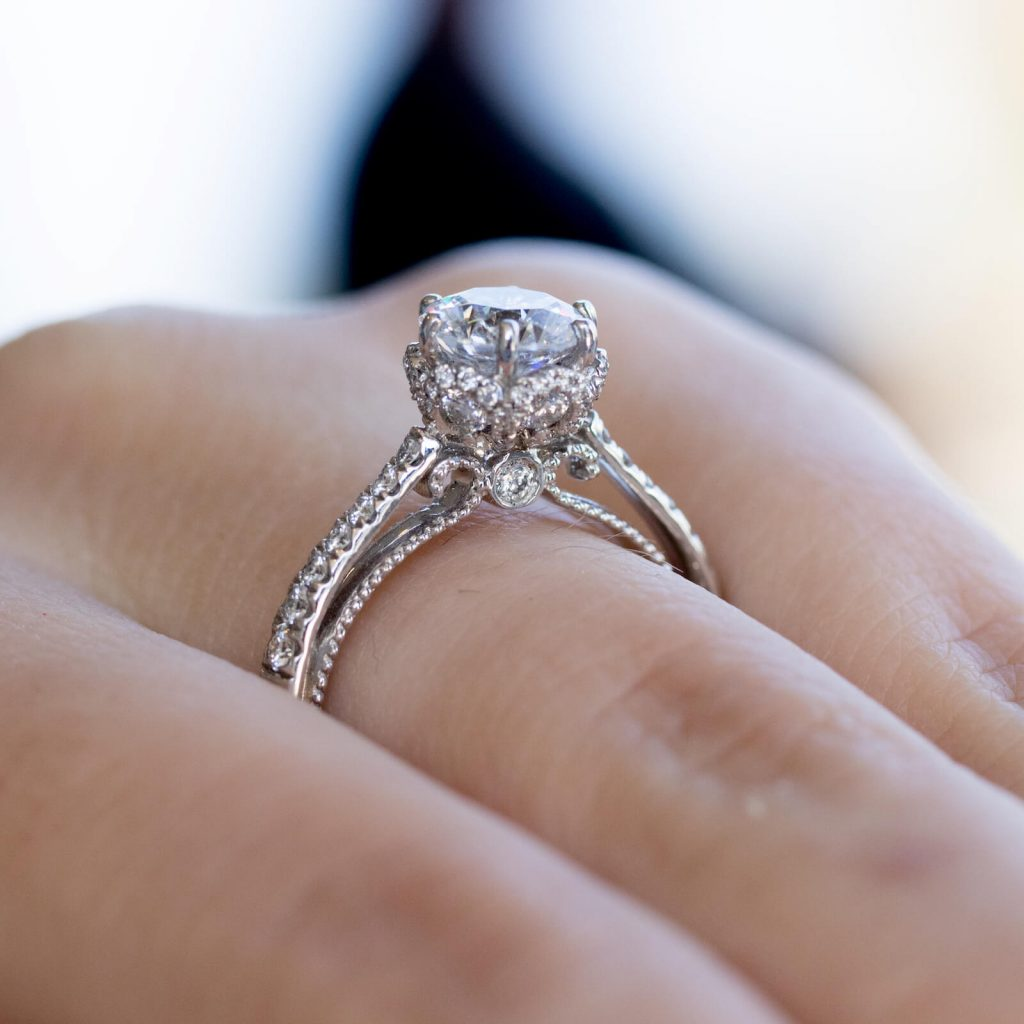 verragio engagement ring collections