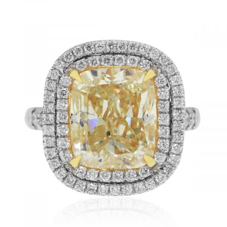 EGL Certifed Diamond Engagement Ring