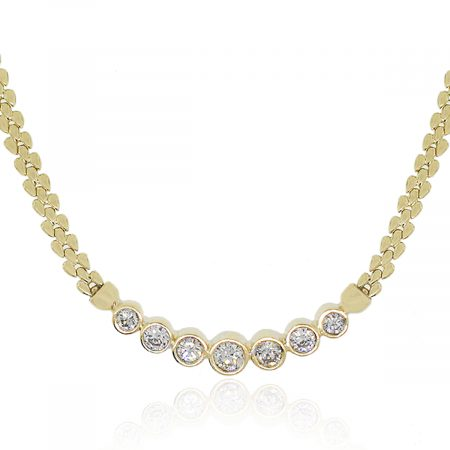 Diamond Ladies Necklace