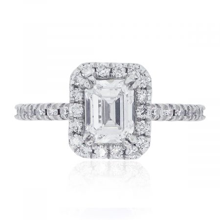 diamond engagement ring GIA Certified