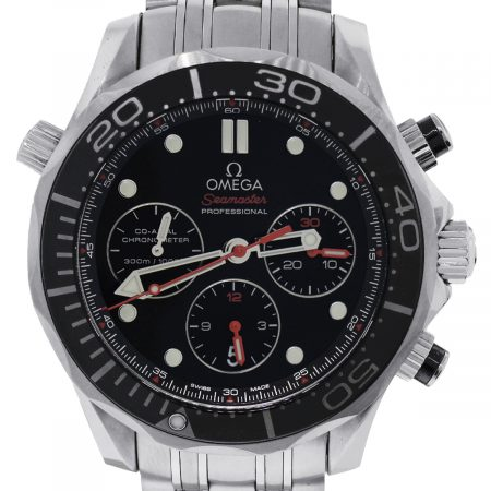Omega Seamaster Diver Mens Watch
