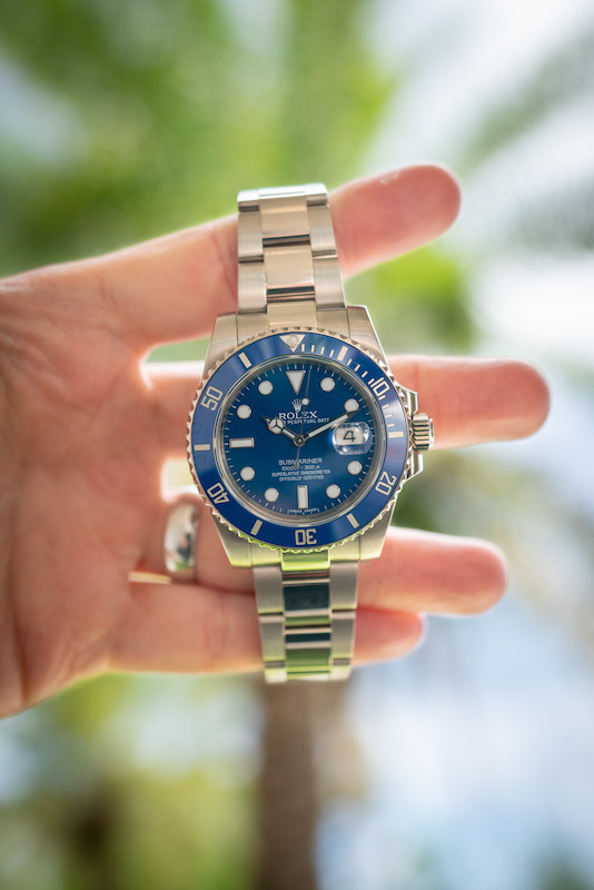 Rolex Submariner 116619 review