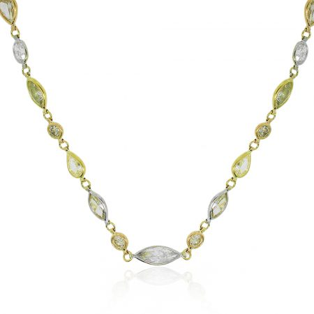 51ctw Diamond Necklace