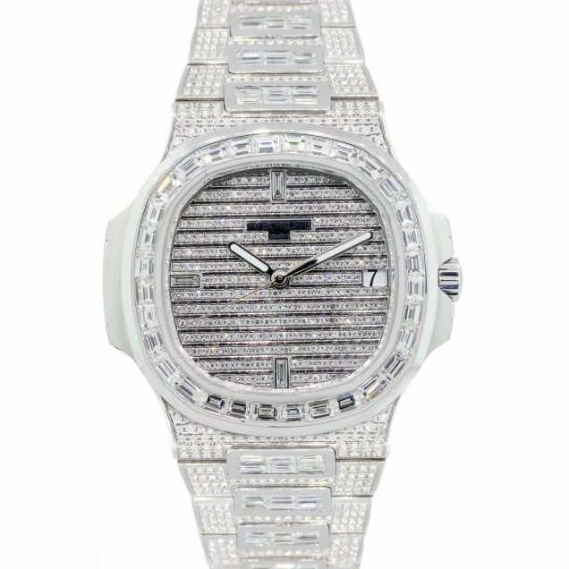 iced out patek