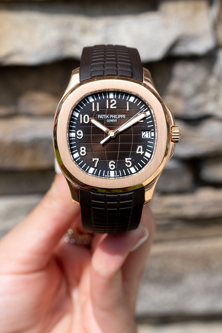 Patek Aquanaut review