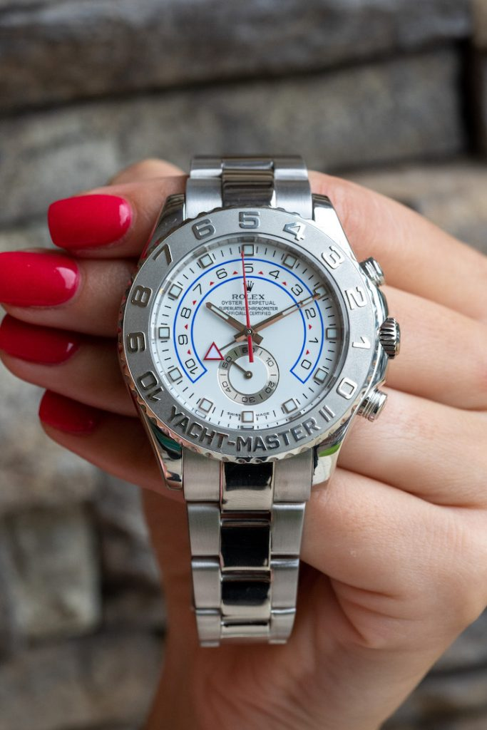 pre-owned rolex watches Boca Raton