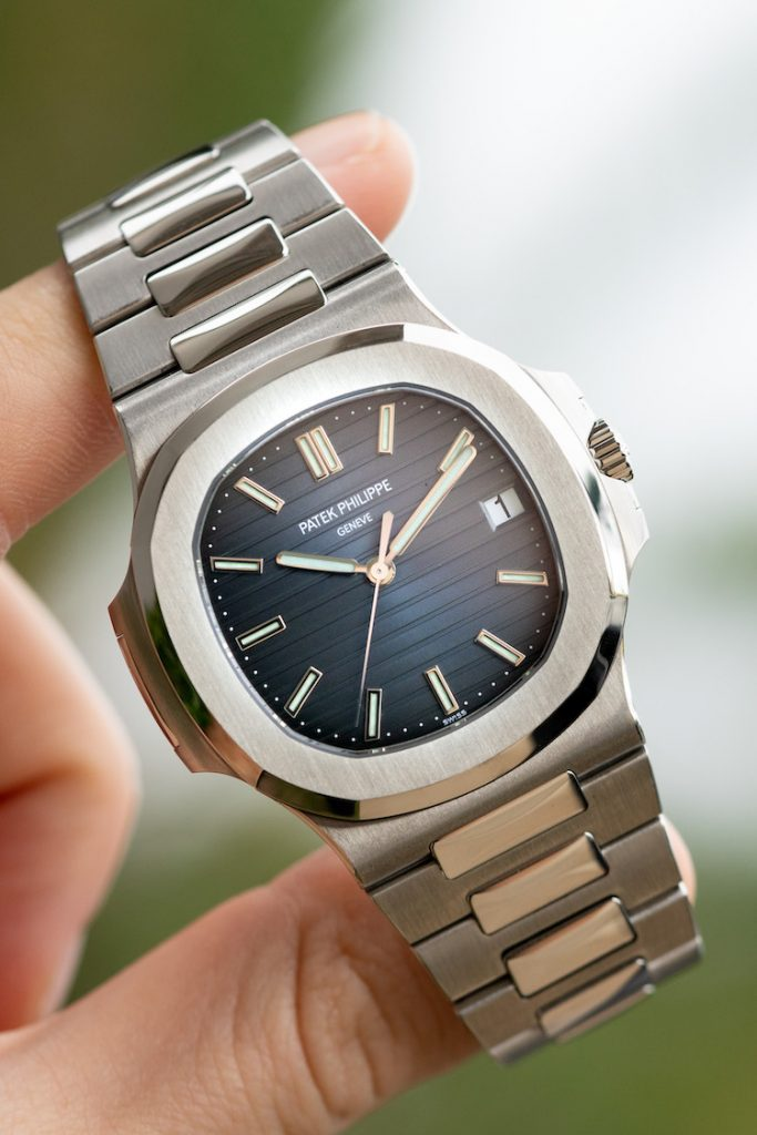 why is the steel Patek so expensive