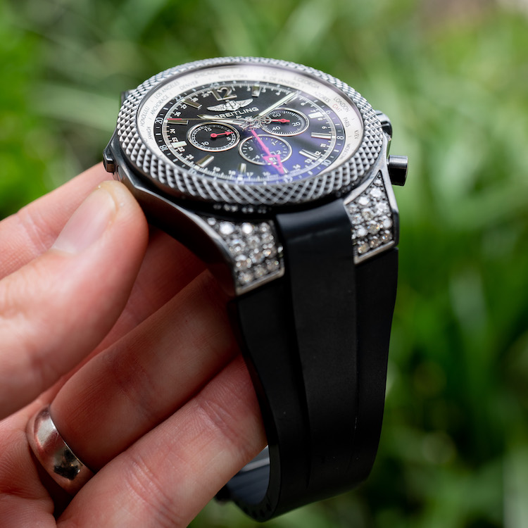 Breitling for Bentley watch review