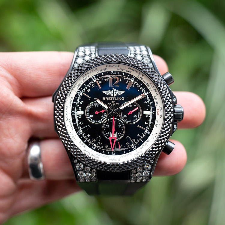 Breitling for Bentley limited edition review