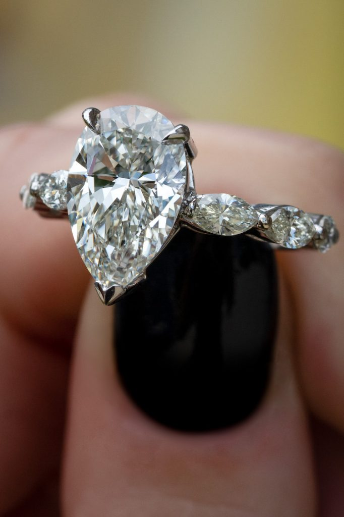 special engagement rings
