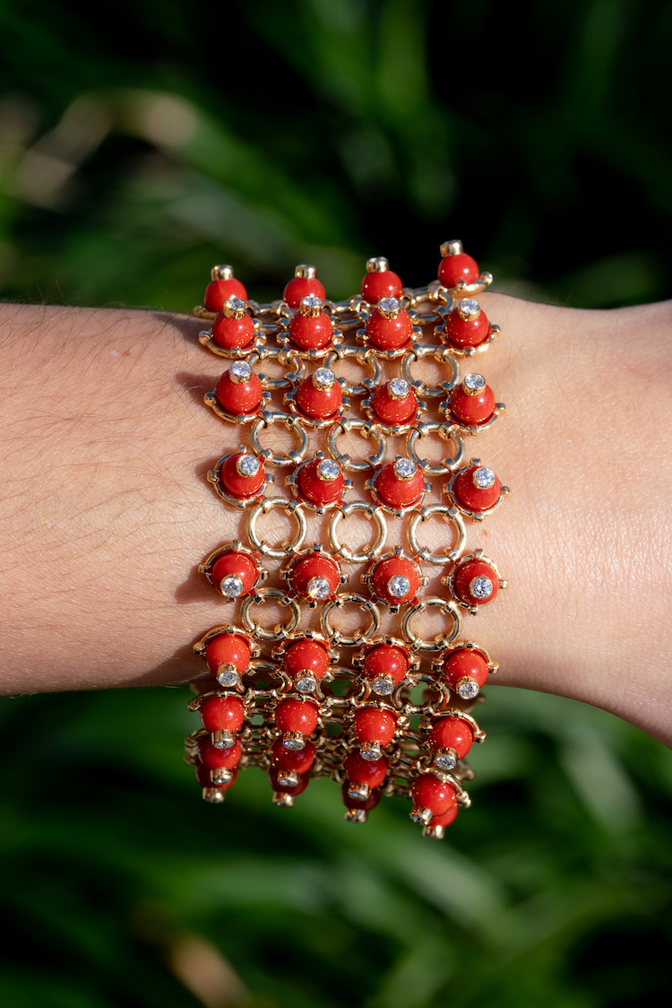 is red coral jewelry expensive