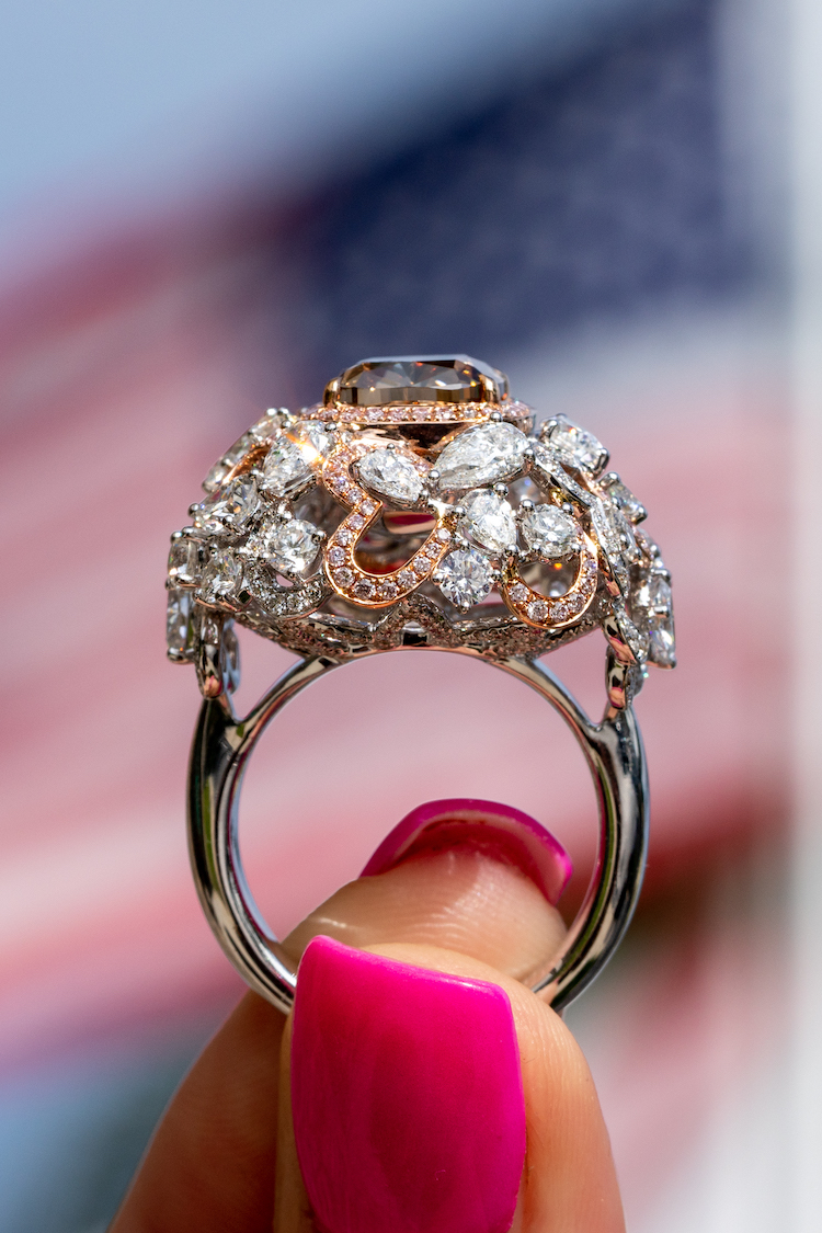 what are cocktail rings