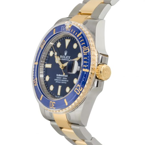 new two tone Rolex Submariner for sale
