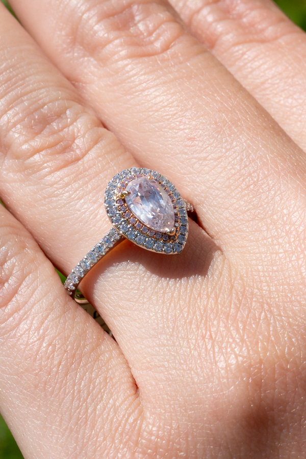 engagement ring investing