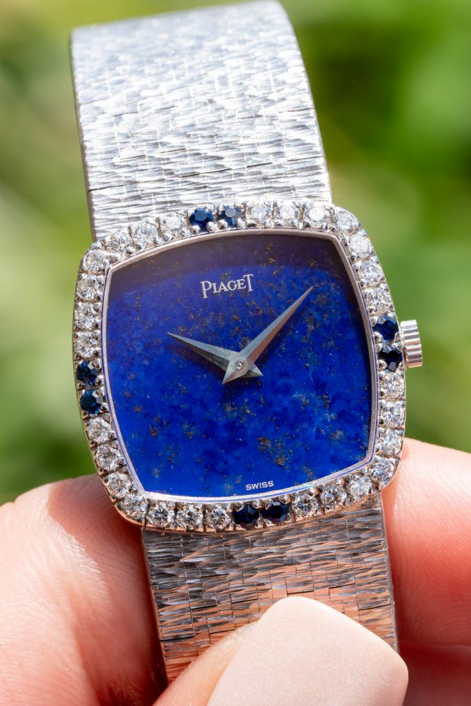 Piaget watches with exceptional designs
