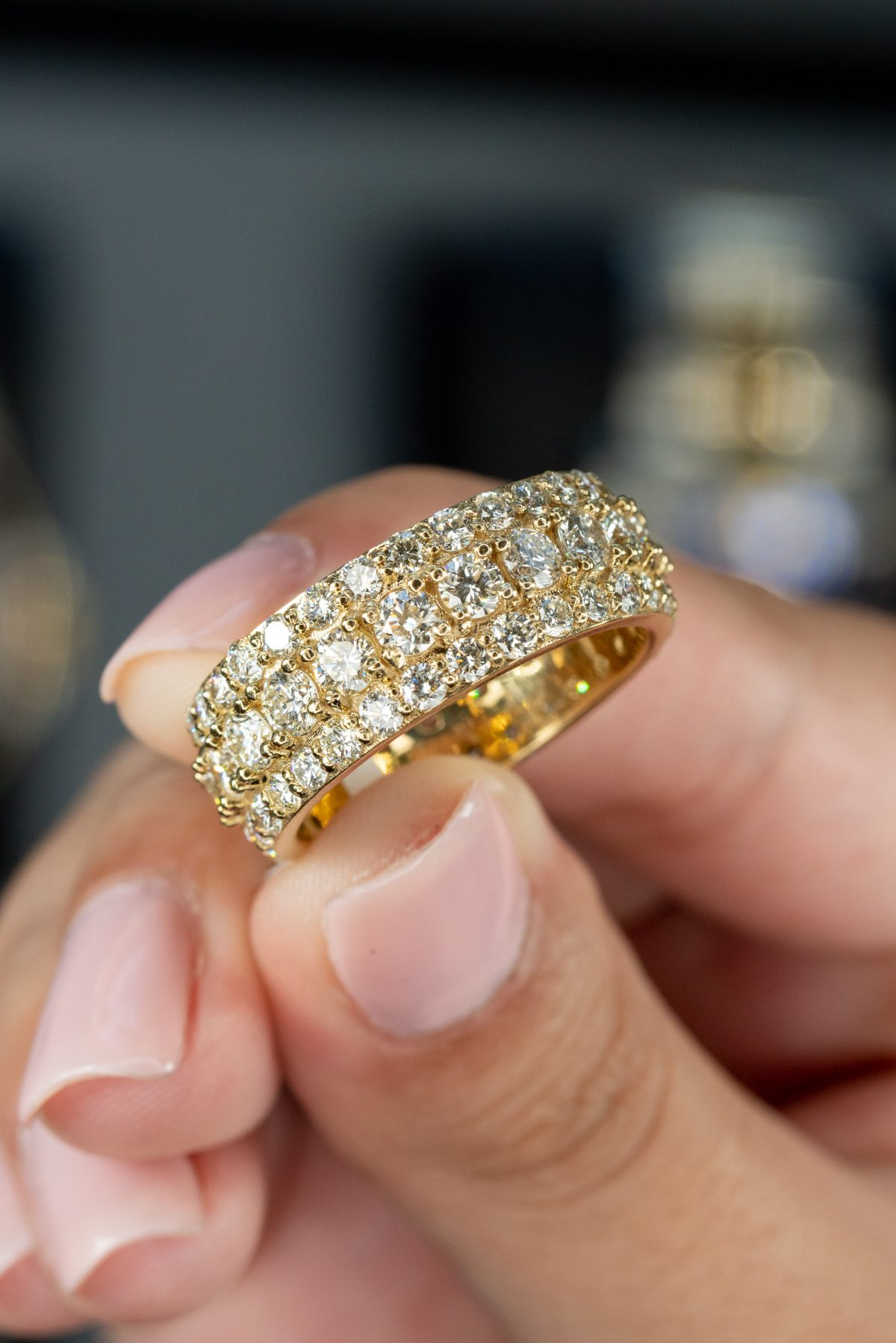 shop for luxury engagement rings